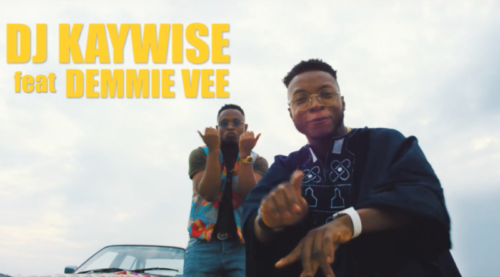 DJ Kaywise feat. Demmie Vee - Vanessa