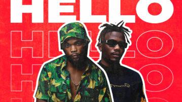 Emex feat. Ycee - Hello