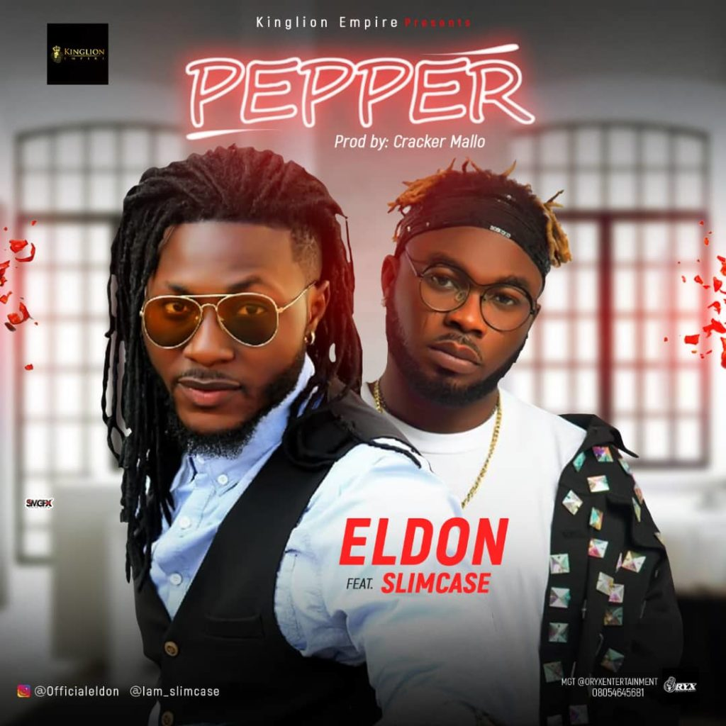 Eldon feat. Slimcase - Pepper