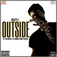 Nasty C - Outside ft. Tiga Maine x Tellaman x Kowbey Earlay