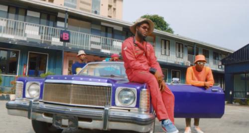 Yung L feat. Reekado Banks - Get Up