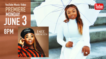 "Jekalyn Carr Set to Release ""I See Miracles"" Music Video June 3 