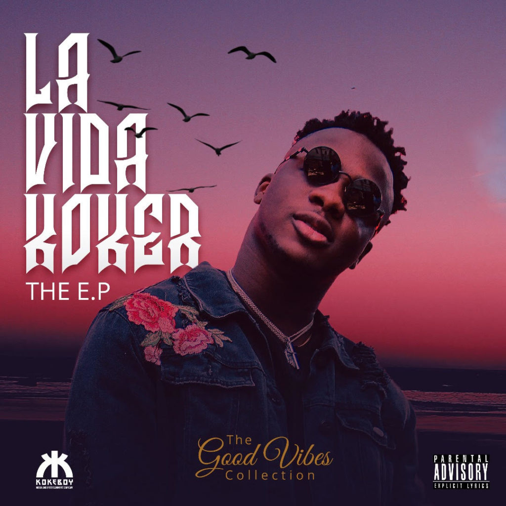 Finally, Koker drops the 'Lavida Koker' EP!