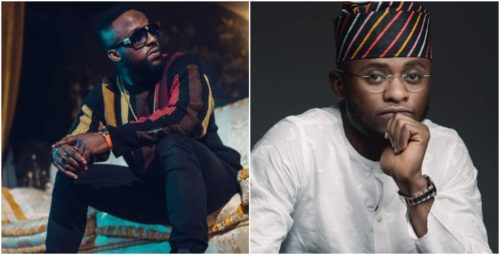 Singer, Iyanya throws shade at former business partner, Ubi Franklin