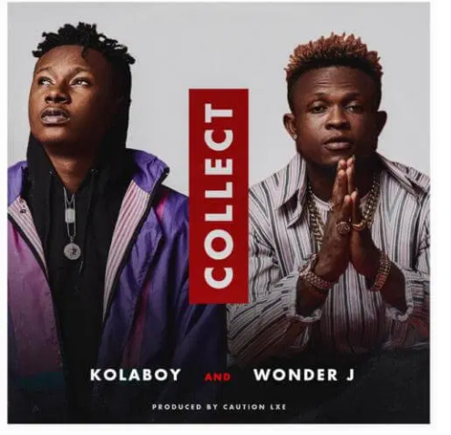 Kolaboy & Wonder J - Collect
