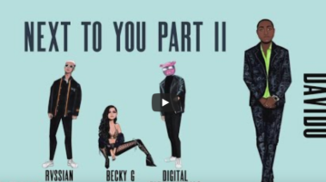 Becky G x Digital Farm Animals - Next To You Part II ft. Rvssian x Davido