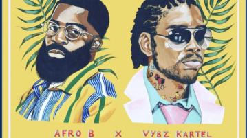 Afro B x Vybz Kartel x Dre Skull - Shape Nice [New Video]