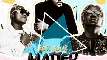 AB (Apex And Bionic) ft. 2Baba – For Your Matter