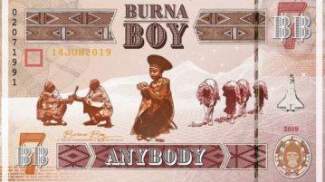 Burna Boy - Anybody [NEW SONG]