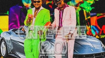 DOWNLOAD CDQ feat. Zlatan - 'Onye Eze 2.0' MP3
