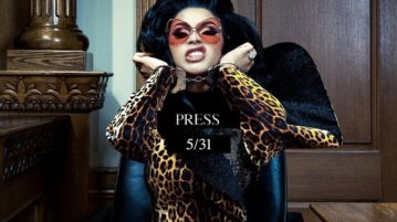 Cardi B - Press [New Song]