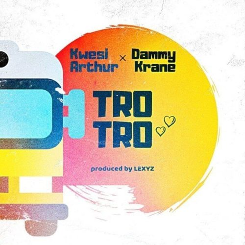Dammy Krane - Trotro ft. Kwesi Arthur [New Song]