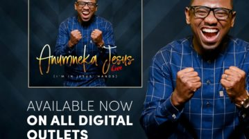 Evans Ogboi - Anumneka Jesus (Available Now)