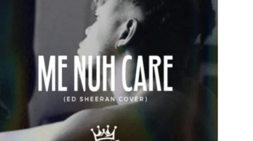King Perryy - 'Me Nuh Care' (ED Sheeran Cover)