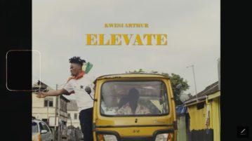 Kwesi Arthur - 'Elevate (Black Stars Anthem)'