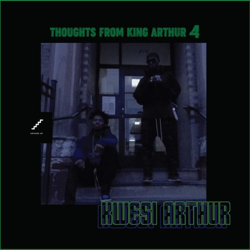 DOWNLOAD Kwesi Arthur - 'Thoughts From King Arthur 4' MP3