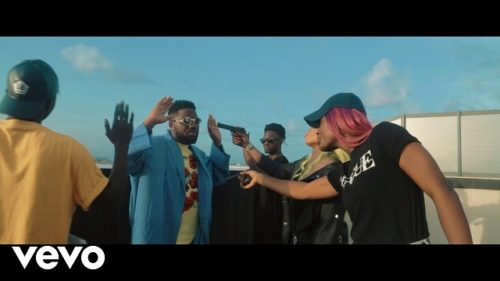 Magnito feat. RMD, Alex Unusual - Relationship Be Like (Part 9)