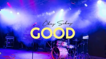 New Video: Okey Sokay - 'Good' (Live Version)