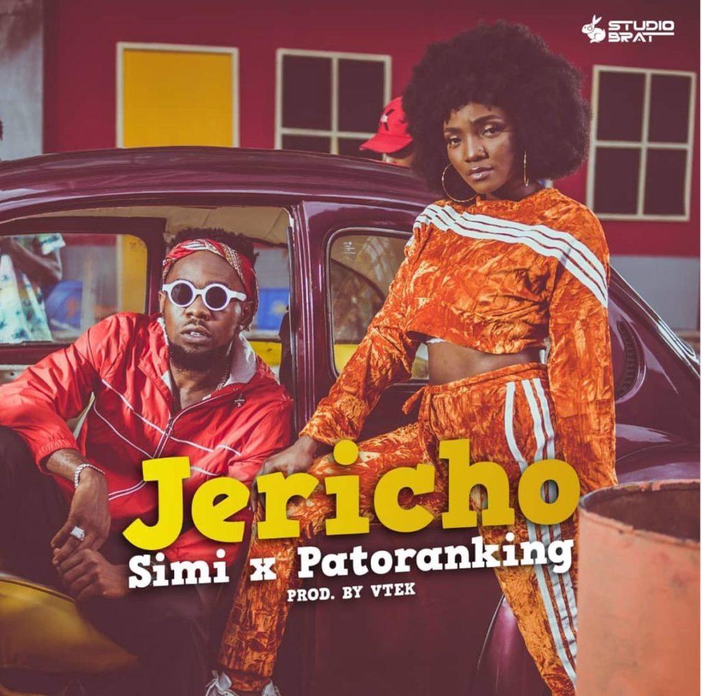 Simi feat. Patoranking - 'Jericho'