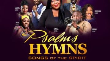 "US Based Gospel Artiste, Dara Set to Host ""Dara & Friends: 'Psalms Hymns & Songs of the Spirit"" Feat. Joe Mettle & More!"