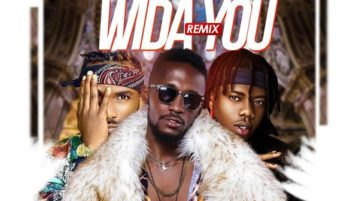 DOWNLOAD Abobi Eddieroll feat. DanDizzy, Kayswitch - 'Wida You (Remix)' MP3