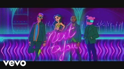 Becky G, Digital Farm Animals feat. Rvssian, Davido - 'Next To You Part II'