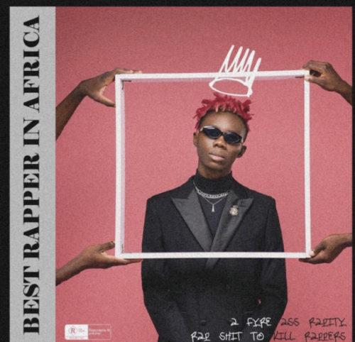 DOWNLOAD Blaqbonez - 'Best Rapper In Africa - B.R.I.A' (Diss) MP3