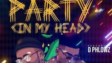 DJ Kentalky feat. D Phlowz - 'Party (In My Head)'