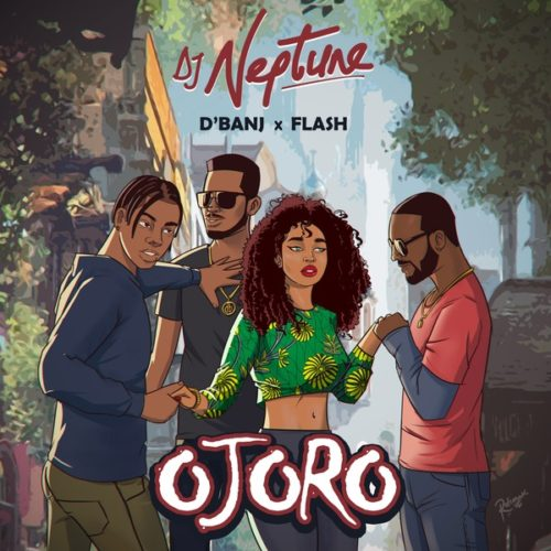 DOWNLOAD DJ Neptune feat. D'Banj, Flash - 'Ojoro' MP3