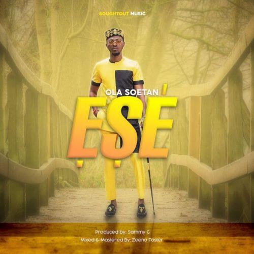 DOWNLOAD Ola Soetan - 'Ese' MP3