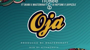 DOWNLOAD Fiokee feat. Skiibii, Masterkraft, DJ Neptune, Jaypizzle - 'Oja' MP3