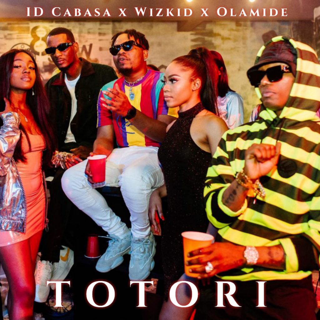 New Music+Video: ID Cabasa feat. Olamide & Wizkid - 'Totori'