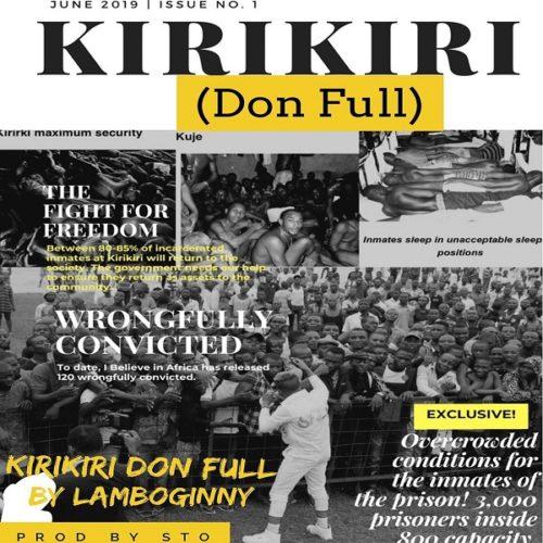 DOWNLOAD Lamboginny - 'KiriKiri Don Full' MP3