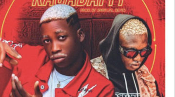 DOWNLOAD Lil Frosh feat. Zlatan - 'Kagadaffi' MP3