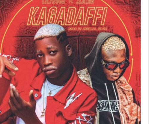 DOWNLOAD Lil Frosh feat. Zlatan - 'Kagadaffi' MP3