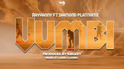 DOWNLOAD Rayvanny feat. Diamond Platnumz - 'Vumbi' MP3