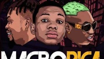 DOWNLOAD Uchay feat. Olamide & Zlatan - Magborisa (Remix) MP3
