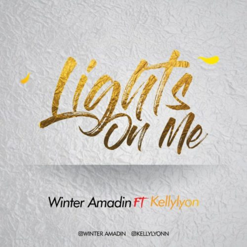 DOWNLOAD Winter Amadin feat. Kelly Lyon - 'Lights On Me' MP3