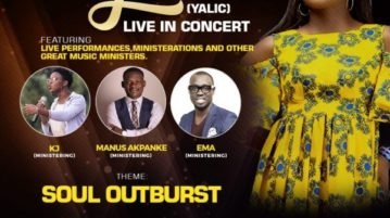 Yadah Sets For Her Live Recording Concert Tagged 'Soul Outburst' | 27th July 2019