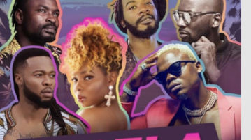 DOWNLOAD Young D feat. Flavour, Yemi Alade, Harmonize, Gyptian & Singuila - 'Angela' MP3