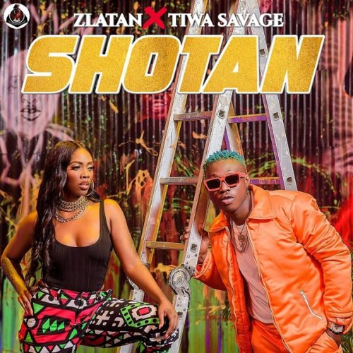 DOWNLOAD Zlatan feat. Tiwa Savage - 'Shotan' MP3