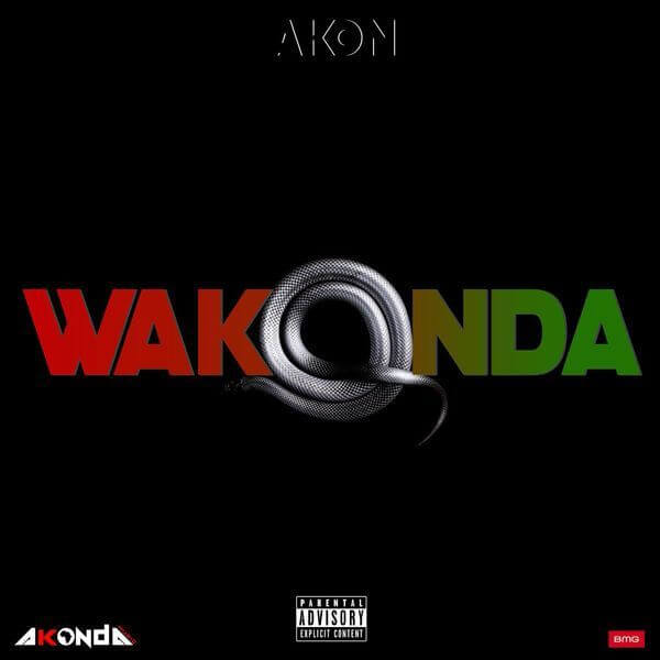 DOWNLOAD: Akon - 'Wakonda' MP3 & VIDEO