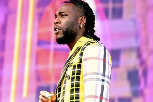 Burna Boy - Pull Up video