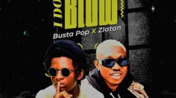 DOWNLOAD Busta Pop feat. Zlatan - 'I Don Blow' MP3