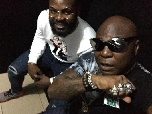 Charlyboy Returns to Music, Partners Falz