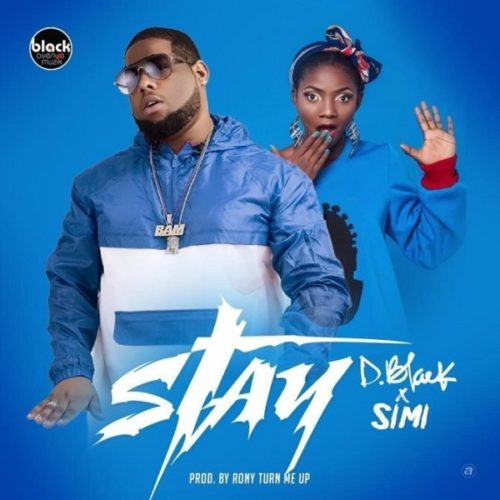 download D-Black feat. Simi - 'Stay' mp3