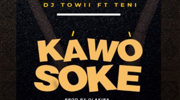 DOWNLOAD Download this brand new song from DJ Towii feat. Teni - 'Kawo Soke' MP3