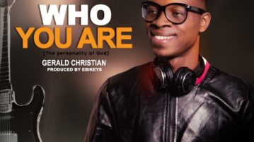 Gerald Christian - 'Who You Are'