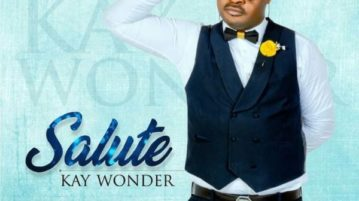 DOWNLOAD Kay Wonder - 'Salute' MP3