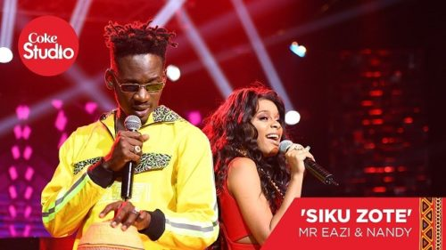 DOWNLOAD Mr Eazi feat. Nandy - 'Siku Zote' MP3